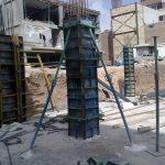 قالب ساختاری ماندگار در محل