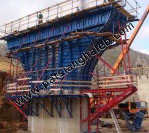 سیستم تابلیه (عرشه و ستون پل)