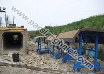 پروژه احداث کانال آب سرد و گرم