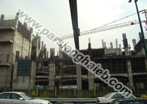 پروژه ساختمان تامین اجتماعی - یادگار امام